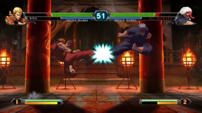 The King Of Fighters XIII Steam Edition Screenshot 8