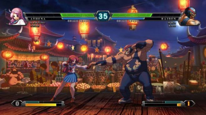 The King Of Fighters XIII Steam Edition Screenshot 13