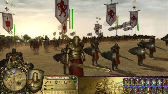 The King's Crusade: New Allies DLC Screenshot 6