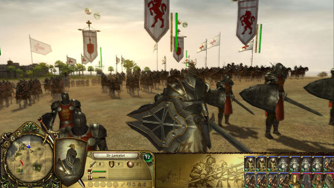 The King's Crusade: New Allies DLC Screenshot 2