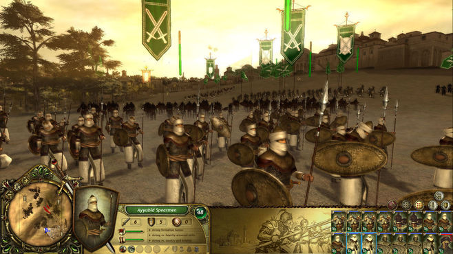The King's Crusade: New Allies DLC Screenshot 9