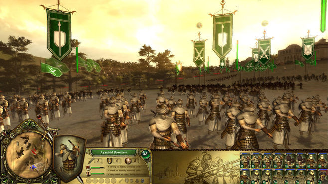 The King's Crusade: New Allies DLC Screenshot 8