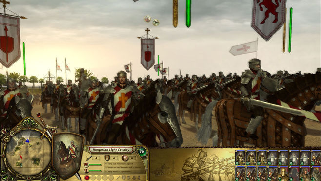 The King's Crusade: New Allies DLC Screenshot 1