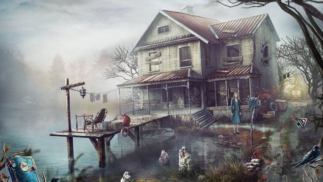 The Lake House: Children of Silence Collector's Edition Screenshot 1