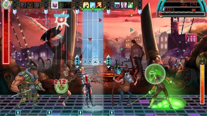 The Metronomicon: Slay The Dance Floor Screenshot 1