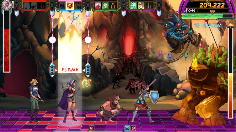 The Metronomicon - J-Punch Challenge Pack Screenshot 2