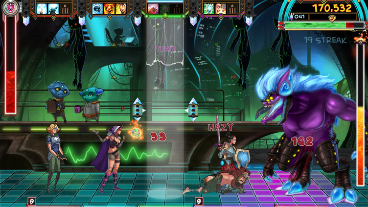 The Metronomicon - J-Punch Challenge Pack Screenshot 3