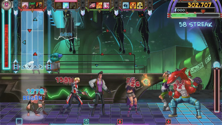 The Metronomicon - J-Punch Challenge Pack Screenshot 5