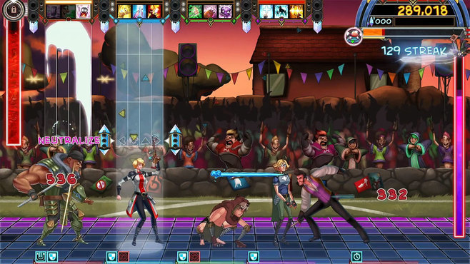 The Metronomicon – The End Records Challenge Pack Screenshot 1