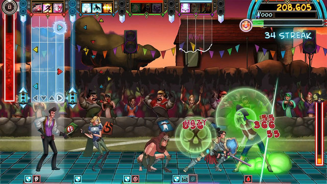 The Metronomicon – The End Records Challenge Pack Screenshot 2