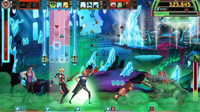 The Metronomicon – The End Records Challenge Pack Screenshot 3