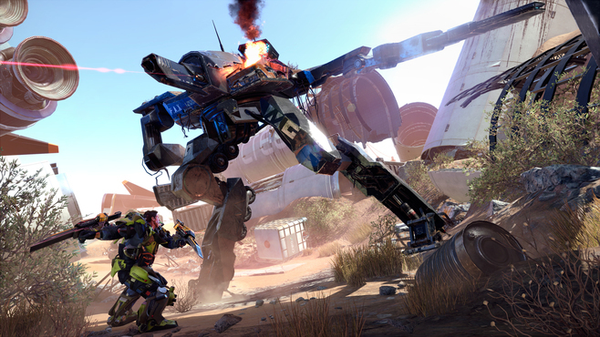 The Surge Screenshot 1