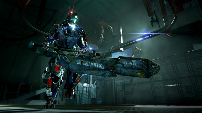 The Surge: Complete Edition Screenshot 1
