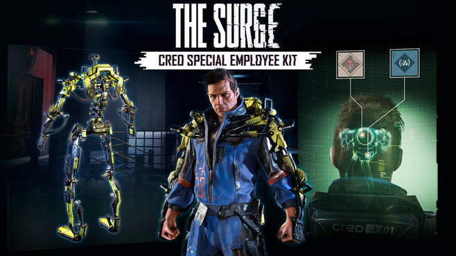 The Surge: Augmented Edition Screenshot 16