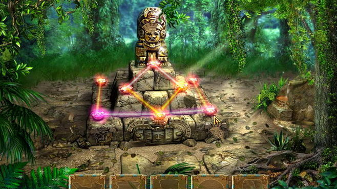 The Treasures of Montezuma 2 Screenshot 1