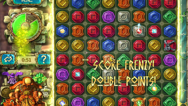 The Treasures of Montezuma 3 Screenshot 2