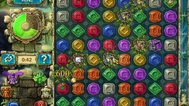 The Treasures of Montezuma 3 Screenshot 3