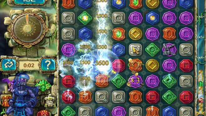 The Treasures of Montezuma 3 Screenshot 5