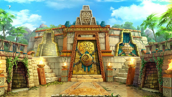 The Treasures of Montezuma 3 Screenshot 8