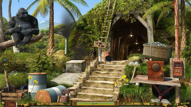 The Treasures Of Mystery Island  The Gates Of Fate
