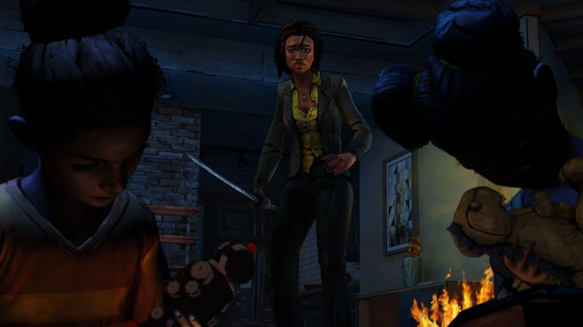 The Walking Dead: Michonne - A Telltale Miniseries Screenshot 7