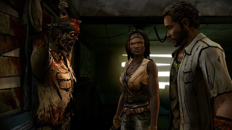 The Walking Dead: Michonne - A Telltale Miniseries Screenshot 2