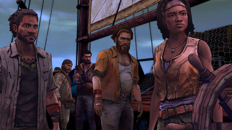 The Walking Dead: Michonne - A Telltale Miniseries Screenshot 1