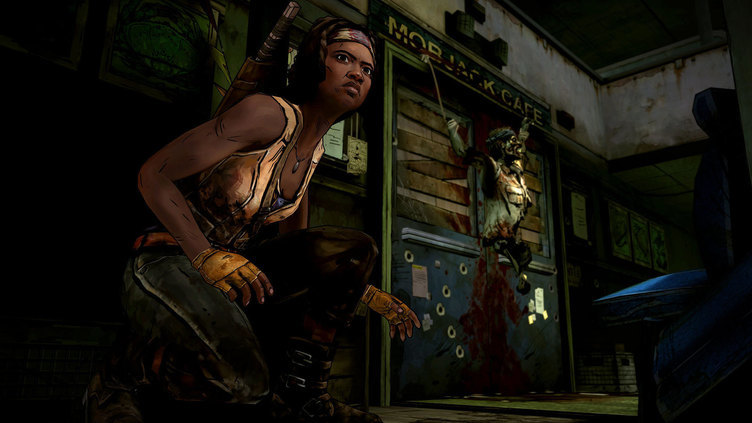 The Walking Dead: Michonne - A Telltale Miniseries Screenshot 5