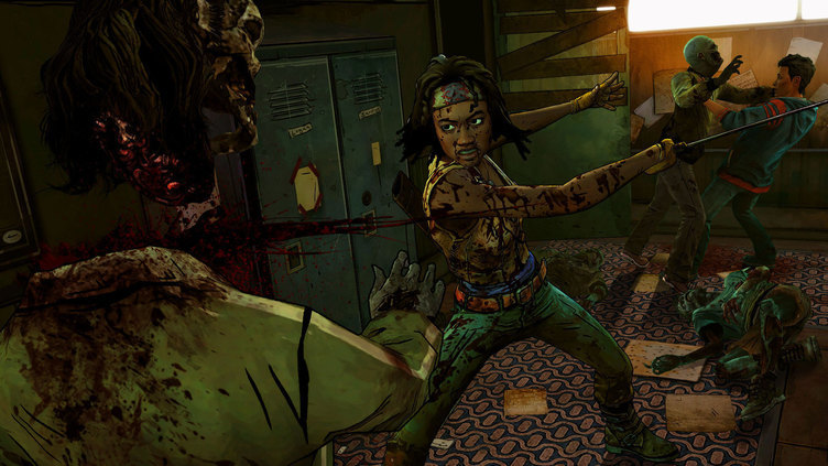 The Walking Dead: Michonne - A Telltale Miniseries Screenshot 8