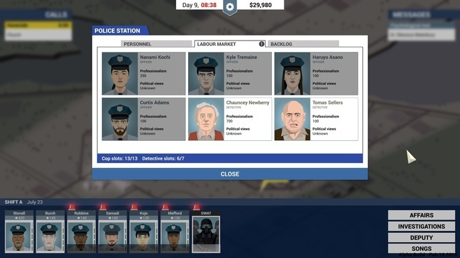 This Is The Police Screenshot 3