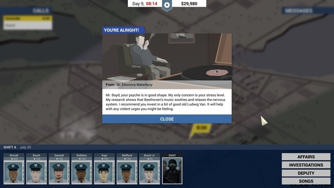 This Is The Police Screenshot 9