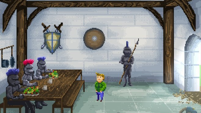 Tick's Tales: Up All Knight Screenshot 7