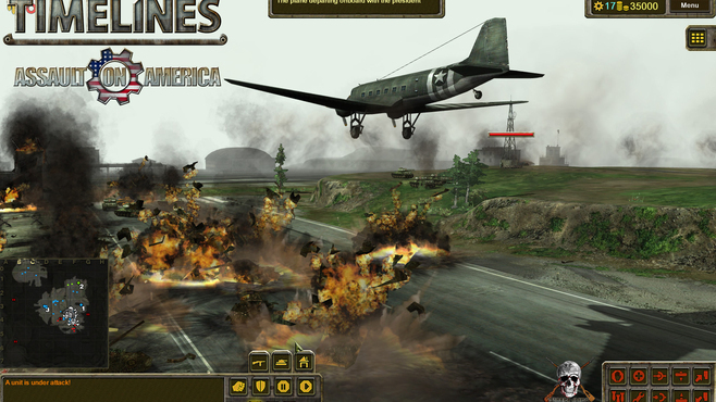 Timelines: Assault On America Screenshot 2