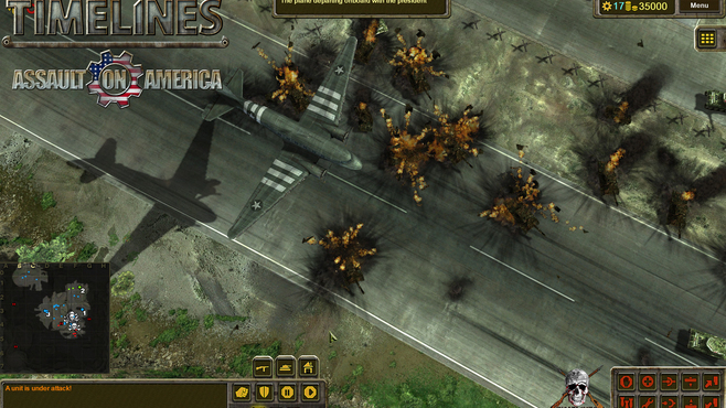Timelines: Assault On America Screenshot 3