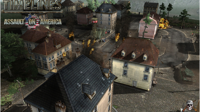 Timelines: Assault On America Screenshot 4