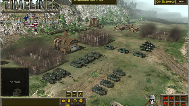 Timelines: Assault On America Screenshot 7