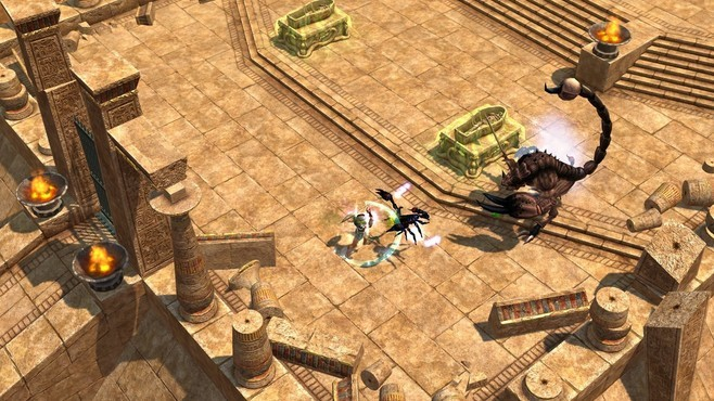 Titan Quest Anniversary Edition Screenshot 5