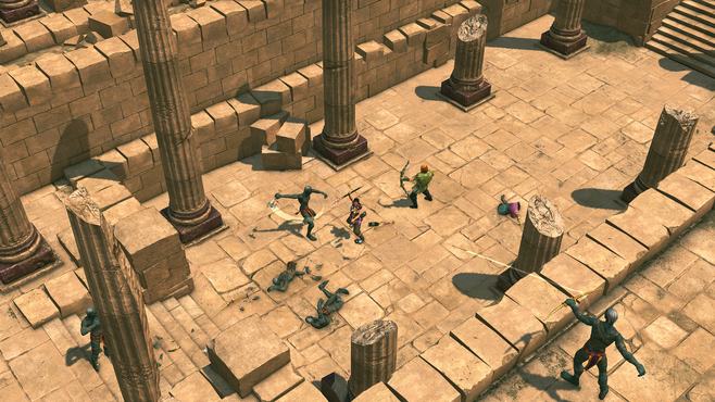 Titan Quest: Atlantis Screenshot 4