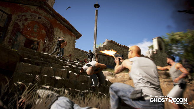 Tom Clancy's Ghost Recon Wildlands Screenshot 9