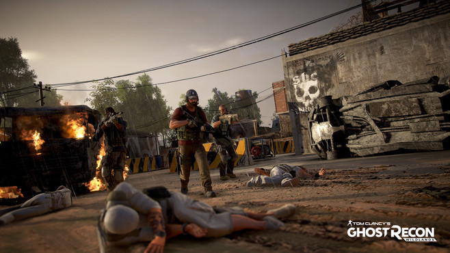 Tom Clancy's Ghost Recon Wildlands Screenshot 10