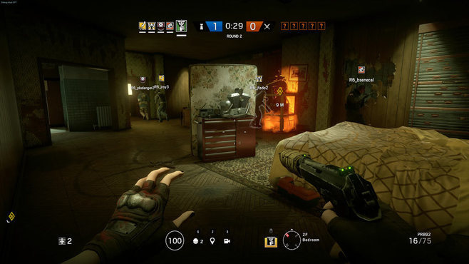 Tom Clancy's Rainbow Six Siege Year 4 - Gold Edition Screenshot 9