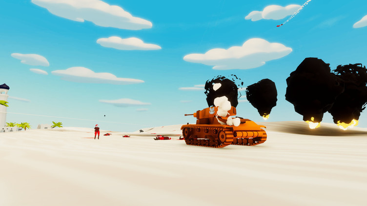 Total Tank Simulator Screenshot 3