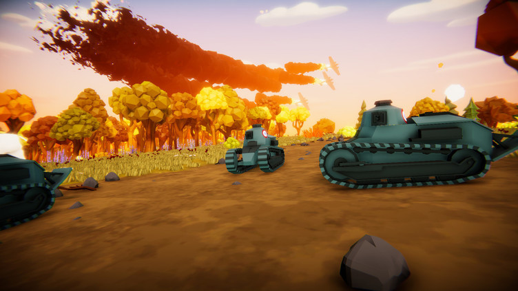 Total Tank Simulator Screenshot 4
