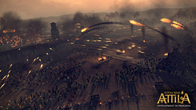 Total War™: ATTILA Screenshot 2