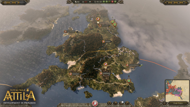 Total War™: ATTILA Screenshot 4