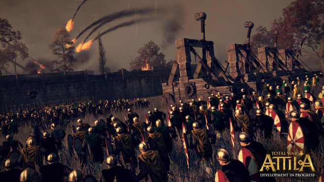 Total War™: ATTILA Screenshot 5