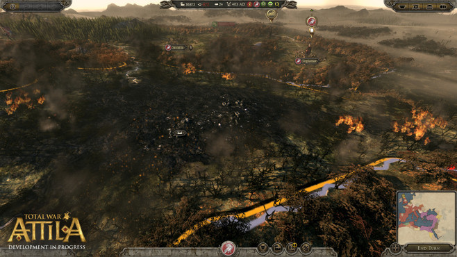 Total War™: ATTILA Screenshot 8