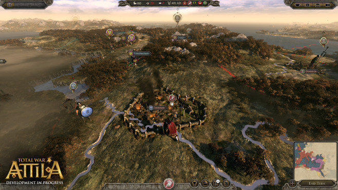 Total War™: ATTILA Screenshot 10