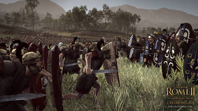 Total War: ROME II - Caesar in Gaul Campaign Pack Screenshot 3