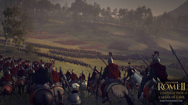Total War: ROME II - Caesar in Gaul Campaign Pack Screenshot 8